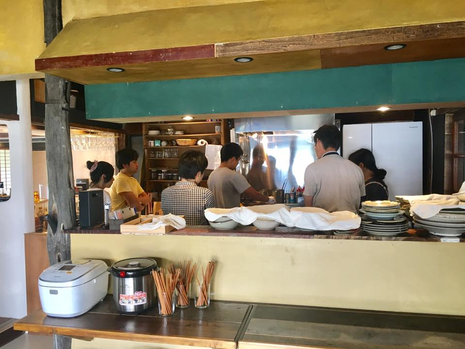 越智商店の手焙煎教室